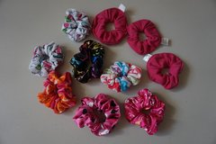 Girls Various Scrunchies in Naperville, Illinois