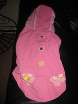 puppy rain coat size small in Hinesville, Georgia