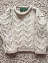 Children's Pure Wool Sweater-Size 5 in Oswego, Illinois