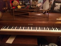 Baldwin piano with bench in Elgin, Illinois