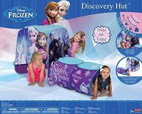 New Disney Frozen Discovery Hut for GIRLS - Playhut Elsa & Anna in Vacaville, California