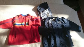 12-18 months baby jacket and pullover in Stuttgart, GE