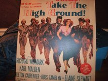 "1953 MOVIE POSTER  ""TAKE THE HIGH ROAD"" in Warner Robins, Georgia"