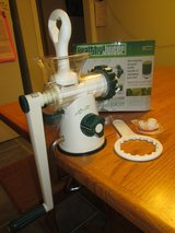 Wheat Grass Juicer in Westmont, Illinois