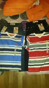 Brand new Levi's and Polo shirts in Lake Elsinore, California