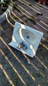 Small Sink in Alamogordo, New Mexico