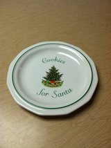 COOKIES for SANTA PLATE in Chicago, Illinois