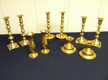 BRASS IS BACK! CANDLESTICKS in Naperville, Illinois
