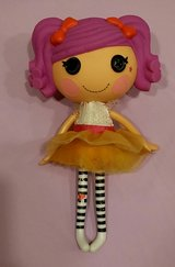 Lalaloopsy original  Peanut Big Top Doll in Chicago, Illinois