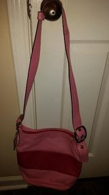 Pink / Coach Purse in Clarksville, Tennessee