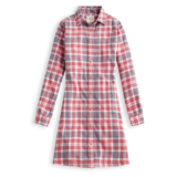 New - Long Flannel Shirt - check design Pink+White+Gray in Baumholder, GE
