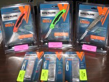 New Havalon knifes in Alamogordo, New Mexico