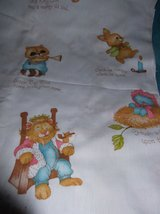 NURSERY RHYME CHARACTERS MATERIAL     NEW in Cherry Point, North Carolina