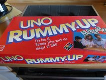 Uno Rummy Up in Ramstein, Germany