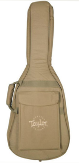 Taylor Acoustic Guitar Fabric Gig CASE + Strap in Fort Benning, Georgia
