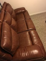 reclining pure leather sofa in Fort Campbell, Kentucky