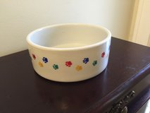 Ceramic Pet Food Bowl in St. Charles, Illinois