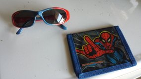 spiderman wallet-glasses-flash light in St. Charles, Illinois