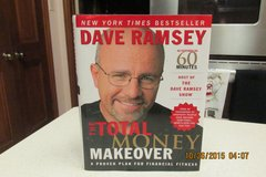 "Dave Ramsey's Bestselling Book ""The Total Money Makeover"" - Hardback in Kingwood, Texas"