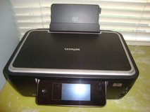 Lexmark Color Printer Model S605 with 3 color cartridges in Bartlett, Illinois
