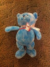 Bear stuffed animal in DeRidder, Louisiana