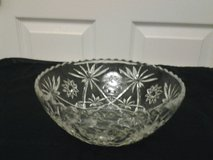 Crystal Serving Bowl in Eglin AFB, Florida