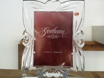 Cut Crystal Picture frame in St. Charles, Illinois