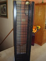 Display rack that turns-REDUCED in Naperville, Illinois