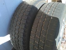 tire and rim in Alamogordo, New Mexico