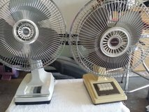 Vintage  Oscillating Fans in Naperville, Illinois