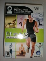 Wii Fit in Six Work Out in Camp Lejeune, North Carolina