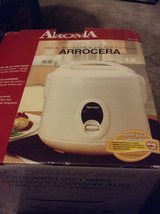 Aroma rice cooker new in Chicago, Illinois