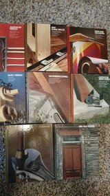 Time Life 8 Piece Home Repair & Improvement Book Set in Fort Campbell, Kentucky