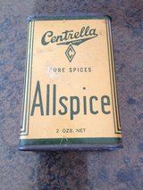 Centralla all spice can in Lockport, Illinois