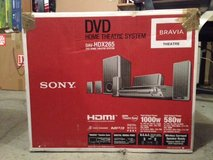 Sony Bravia DVD Home Theater System in Fort Leavenworth, Kansas