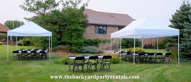 Party Rental Chairs, Tables and Tents in Tinley Park, Illinois