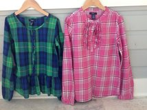 2 Girls Shirts from the Gap - Size 12 in Chicago, Illinois