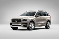 THE NEW VOLVO XC90 !! in Spangdahlem, Germany