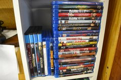 Blu-Ray Movies in Fort Campbell, Kentucky