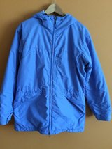 Pacific Trail cold whether coats with hood blue and black size M women in Lockport, Illinois
