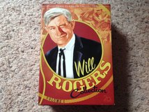 Will Rodgers DvD collection in Camp Lejeune, North Carolina