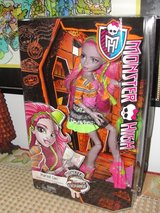 "MONSTER HIGH ""MARISOL COXI"" FOREIGN EXCHANGE DOLL in Camp Lejeune, North Carolina"