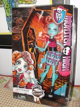 "MONSTER HIGH ""LORNA MCNESSIA"" FOREIGN EXCHANGE in Camp Lejeune, North Carolina"