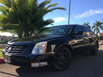 2008 Cadillac DTS Murdered out in Fort Irwin, California