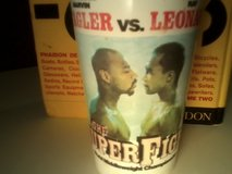Vintage Church's Fried Chicken Hagler vs Lenorld Super Fight World Middle Weight Chahpionship Dr... in Fort Campbell, Kentucky