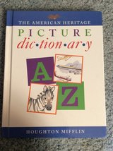 The American Heritage picture dictionary in Naperville, Illinois