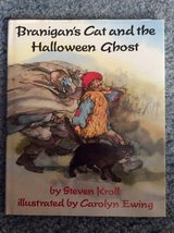 Brannigan's Cat and the Halloween Ghost children book in Westmont, Illinois