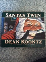 Santa's Twin children's book in Westmont, Illinois