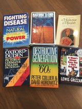 Lot 6 Misc. Books in Fort Campbell, Kentucky