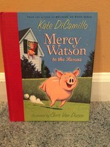Mercy Watson to the Rescue(Kate DiCamillo)children book in Westmont, Illinois